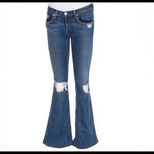 Rag & Bone Flared Jeans Sz 26